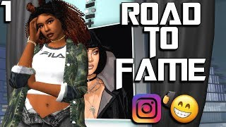 THE SIMS 4 | SIMSELF - ROAD TO FAME | PART #1