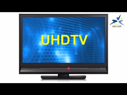Ultra High Definition Television - the start of a new era