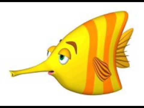 Картинки анимация рыбка