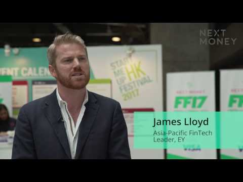 James Lloyd, Asia Pacific Fintech Leader, EY | FF17