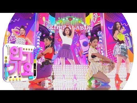 Red Velvet(레드벨벳) - Zimzalabim(짐살라빔) @인기가요 Inkigayo 20190623