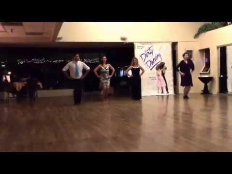 Arthur Murray staff Dancing Through Hollywood