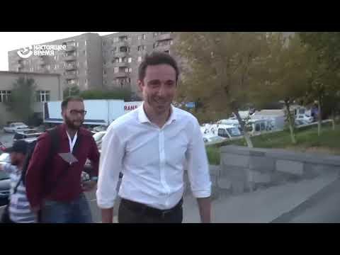 Новым мэром Еревана может стать актер Айк Марутян