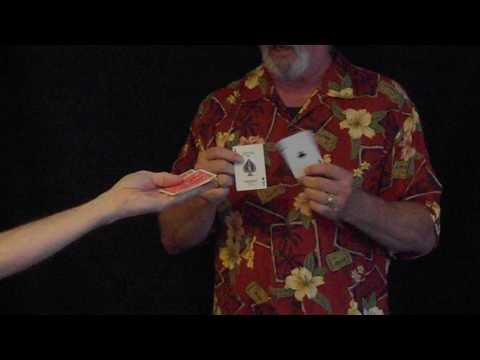 Card and Rope Magic