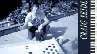 Beer Pong - How To Tutorial Floating Ping Pong Table For Pool Pong