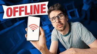 Selbstversuch: Leben ohne Internet