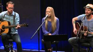 Danielle Bradbery - Jesus Take the Wheel (Bing Lounge)