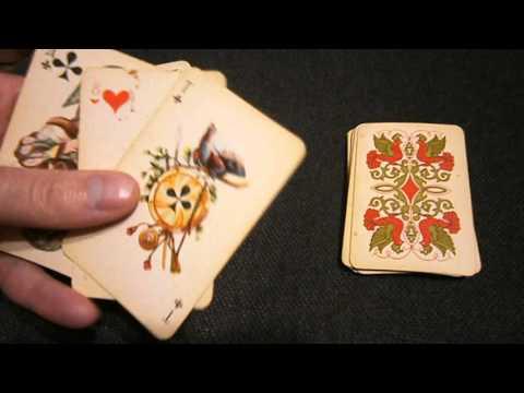 Карточная игра Колдунья Ведьма Акулина