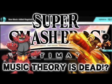 The Death of Music Theory and the Future of Speculation – Super Smash Bros. Ultimate!