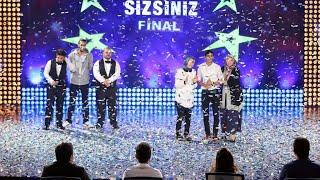 6 Sezon Yetenek Sizsiniz Türkiye Şampiyonu Full Görüntüler (Yunus Karaca)