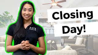 Home Buyer Tips: Closing Day! What to Bring?! #movemetotx