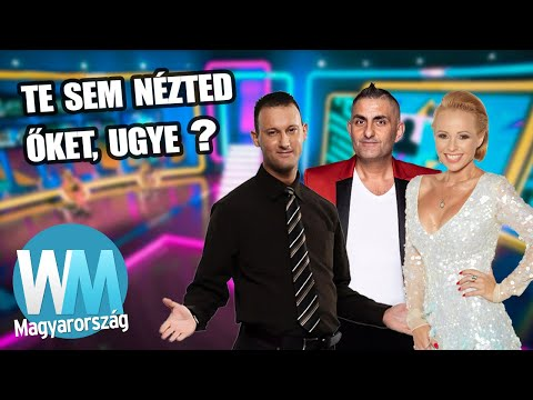 Top 10 magyar reality műsor