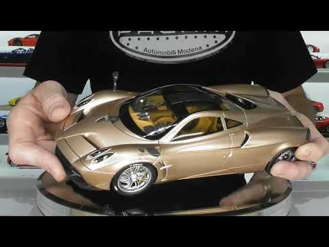PAGANI HUAYRA by GT Autos - Full Review