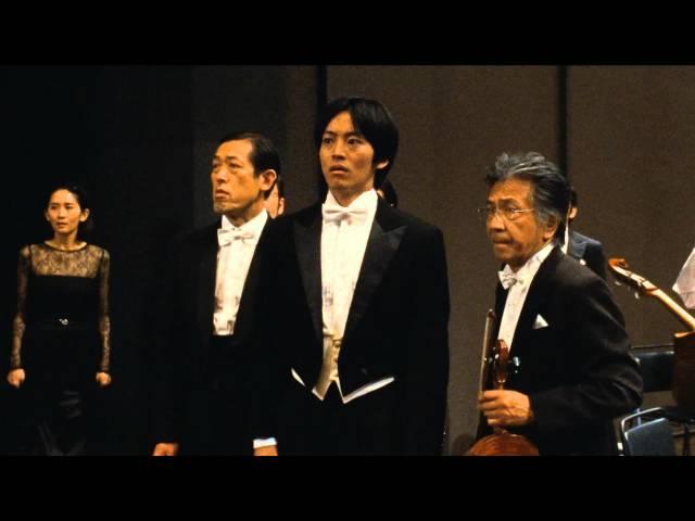 """映画『マエストロ!』""""聴く""""予告編"""