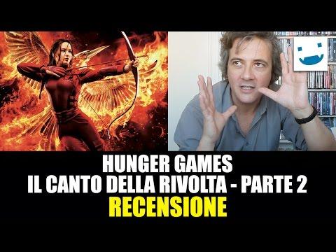 Hunger Games: il Canto della Rivolta - Parte 2, con Jennifer Lawrence