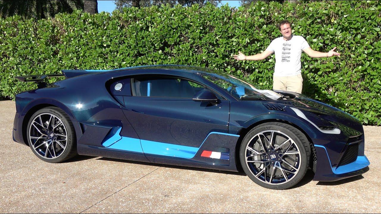 Download The Bugatti Divo Is the $8 Million Ultimate Hypercar