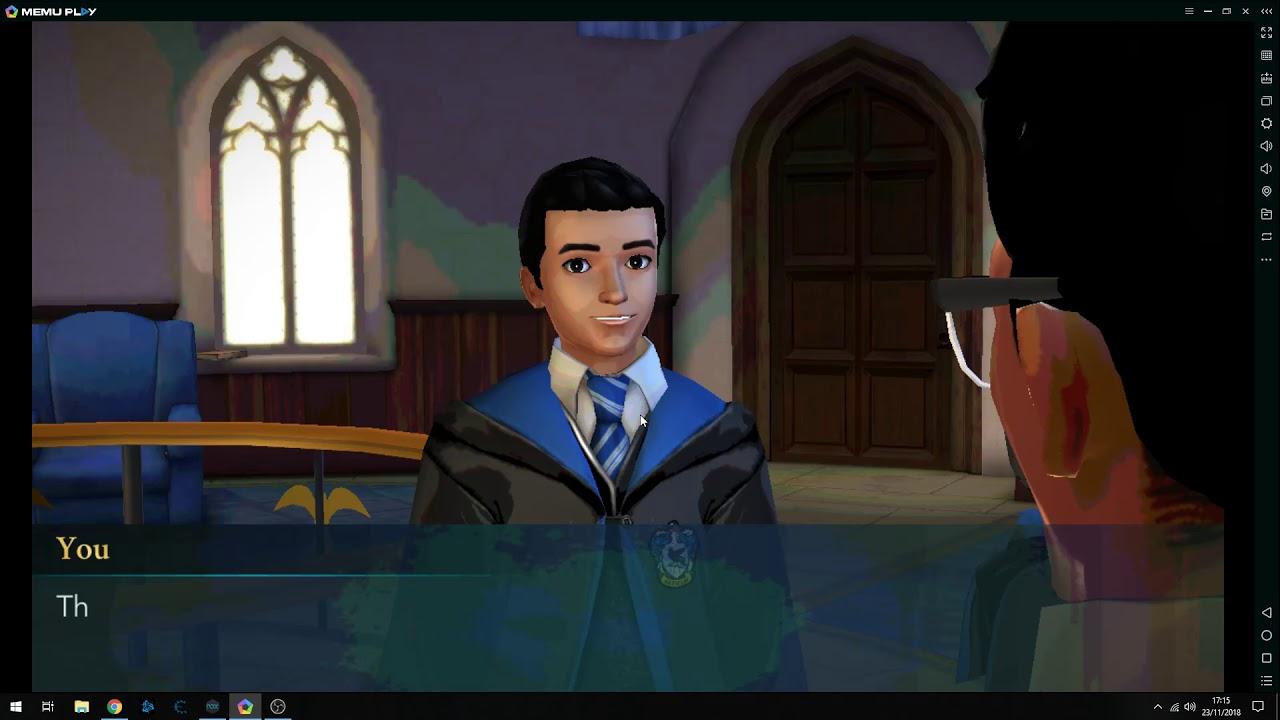 MOD APK Harry Potter Hogwarts Mystery v1 11 1 MOD Free Shopping  Hack/gameplay chapter 1,2 done