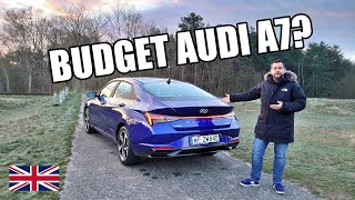 Is Hyundai Elantra a Good Car?  (ENG) - Test Drive and Review