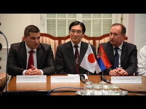 Japan Supports Seven Health Institutions In Serbia