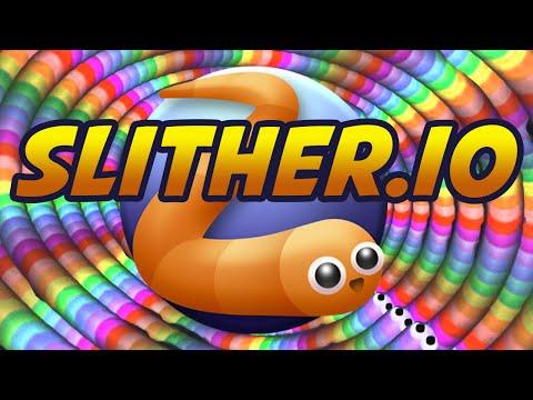 Dansk Slither.io :: VINDER I SLITHER.IO!