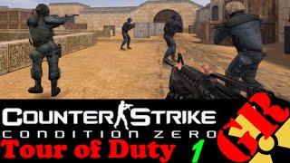 Counter-Strike: Condition Zero walkthrough of Tour of Duty 1 | Hard