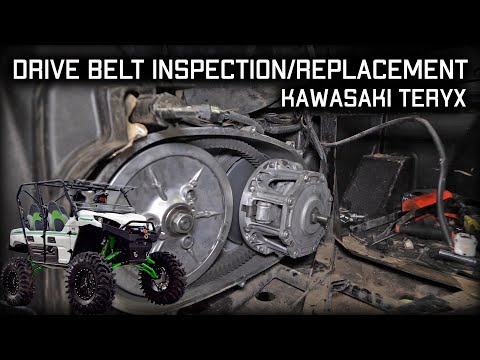 How change/replace/inspect drive