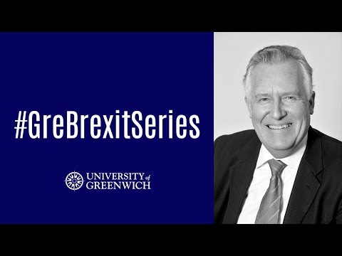 """Lord Peter Hain asks """"Is there any salvation for the UK from Brexit?"""" - Full Lecture"""