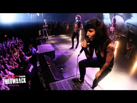"""BRING ME THE HORIZON with LIGHTS - """"Don't Go"""" // AP Tour Throwback"""