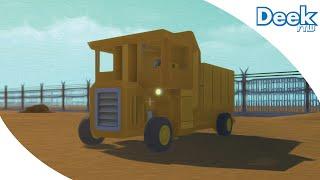 HUGE Working Dump Truck - Scrap Mechanic Creative Showcase
