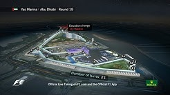 F1 Circuit Guide - Yas Marina, Abu Dhabi Grand Prix