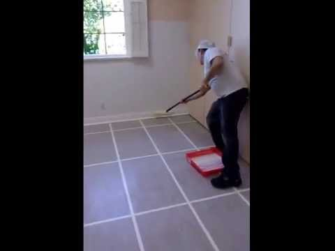 Vinyl Floor Sealer You