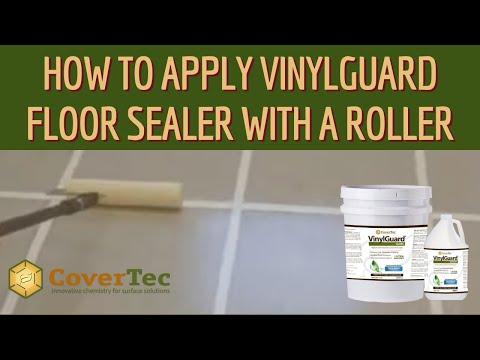 vinyl floor sealer