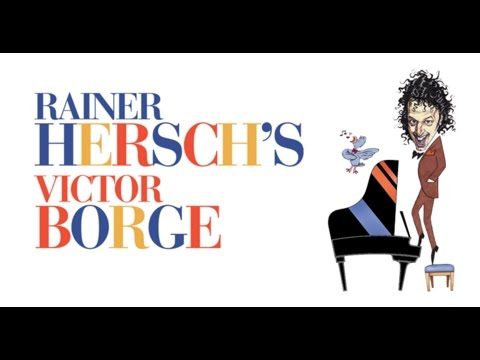 Rainer Hersch on Victor Borge: 'the funniest man in the world'
