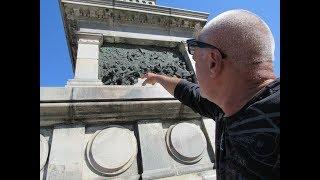 Скеле опасва напролет Паметника на Свободата заради ремонт