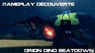 (Gameplay Découverte) Orion : Dino beatdown (PC)