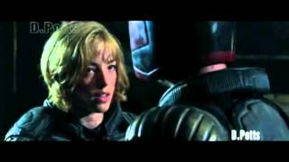 DREDD 3D 2012 Commercial Trailer Song - In For The Kill - HD
