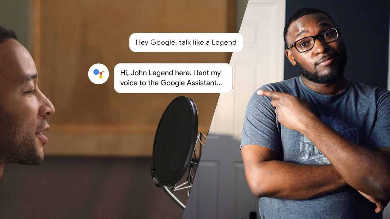 Google Home Mini - Change Your Google Assistant Voice To John Legend (2019!)