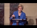 Sen Warren Cut Off For Reading MLK Widow's Letter About Jeff Sessions