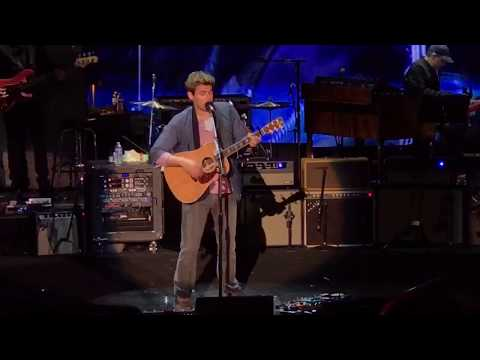 John Mayer  In the Blood Shoreline, Mountain View  072917