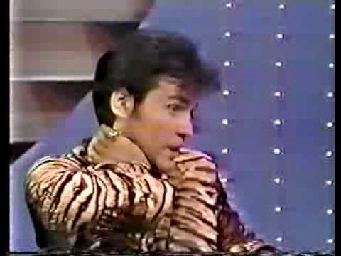 David Scott (Elvis) - Burning love