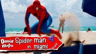 Spider man 4 In Miami   Homem aranha 4 em Miami
