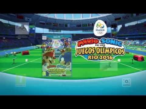 Miniatura de Mario&Sonic en los JJOO: Rio 2016 – ¡Las Olimpiadas llegan a Wii U! (Wii U)