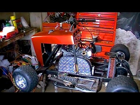 Racing Mower Go Kart Tuning Update 2 Youtube