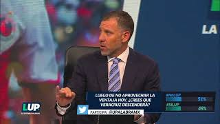 """Si no ganan, no les pagan"": Gustavo Mendoza"