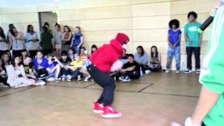 Six 1 Cypher - Nico & Yannick ( Beat Busters) - Preselection Hip Hop 2on2 - @ Junity
