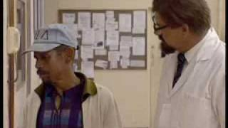 Leon Schuster : Giving up smoking! thumbnail