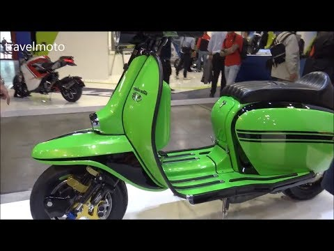 The 2019 Lambretta scooters - Show Room Italy