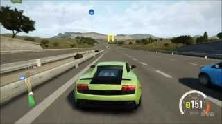 Lamborghini Gallardo LP570-4 Superleggera - 2011 - Forza Horizon 2 - Test Drive Gameplay [HD]