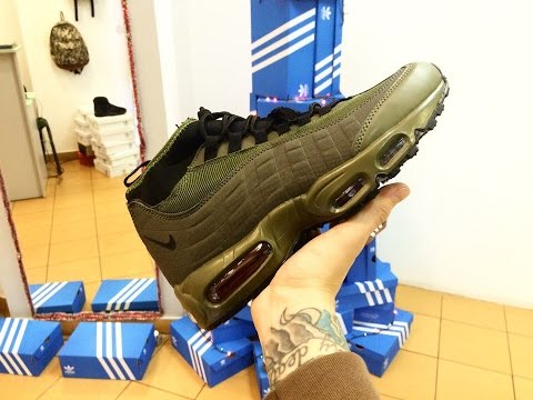 official photos 16c22 54653 Обзор Nike Air max Sneakerboots 95