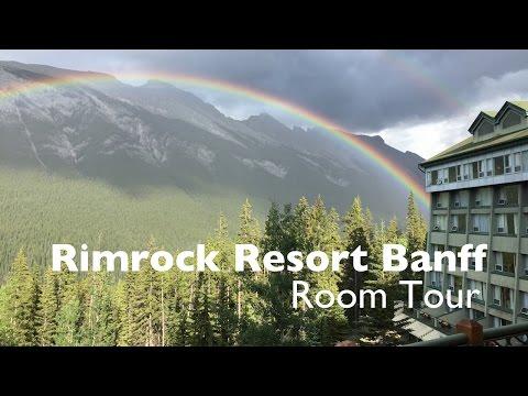 Rimrock Resort Hotel Banff Alberta Canada Tour